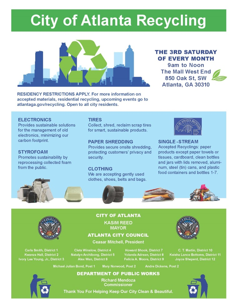 Recycle Day 2014