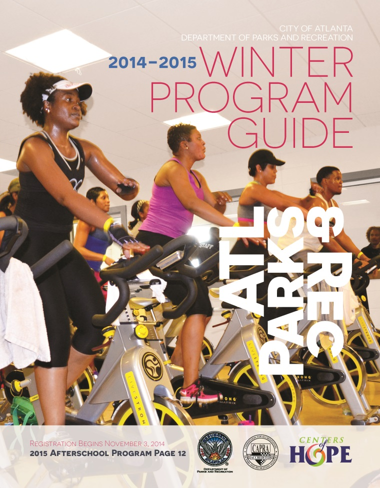 2014-2015 Winter Program Guide