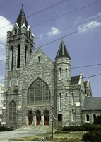 St. Mark United Methodist Church