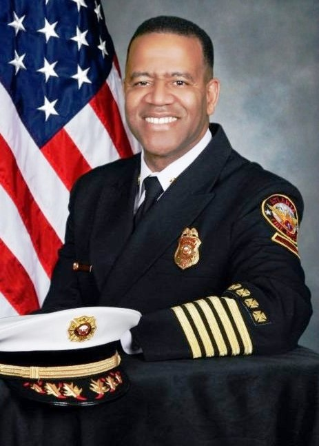 Fire Chief Kelvin J. Cochran