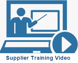 Supplier Video Icon