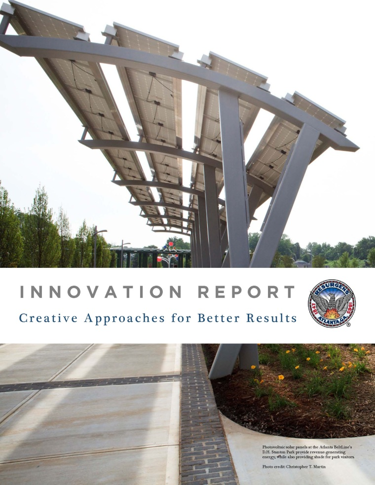 Innovation Report March 2014