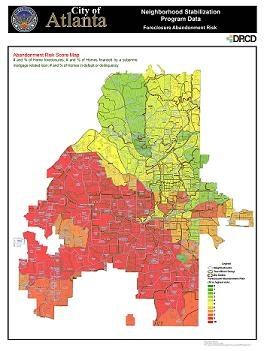 Atlanta, GA : Neighborhood Stabilization Program1 (NSP1) on