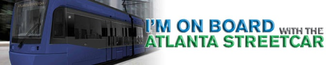 I'm On Board with the Atlanta Streetcar