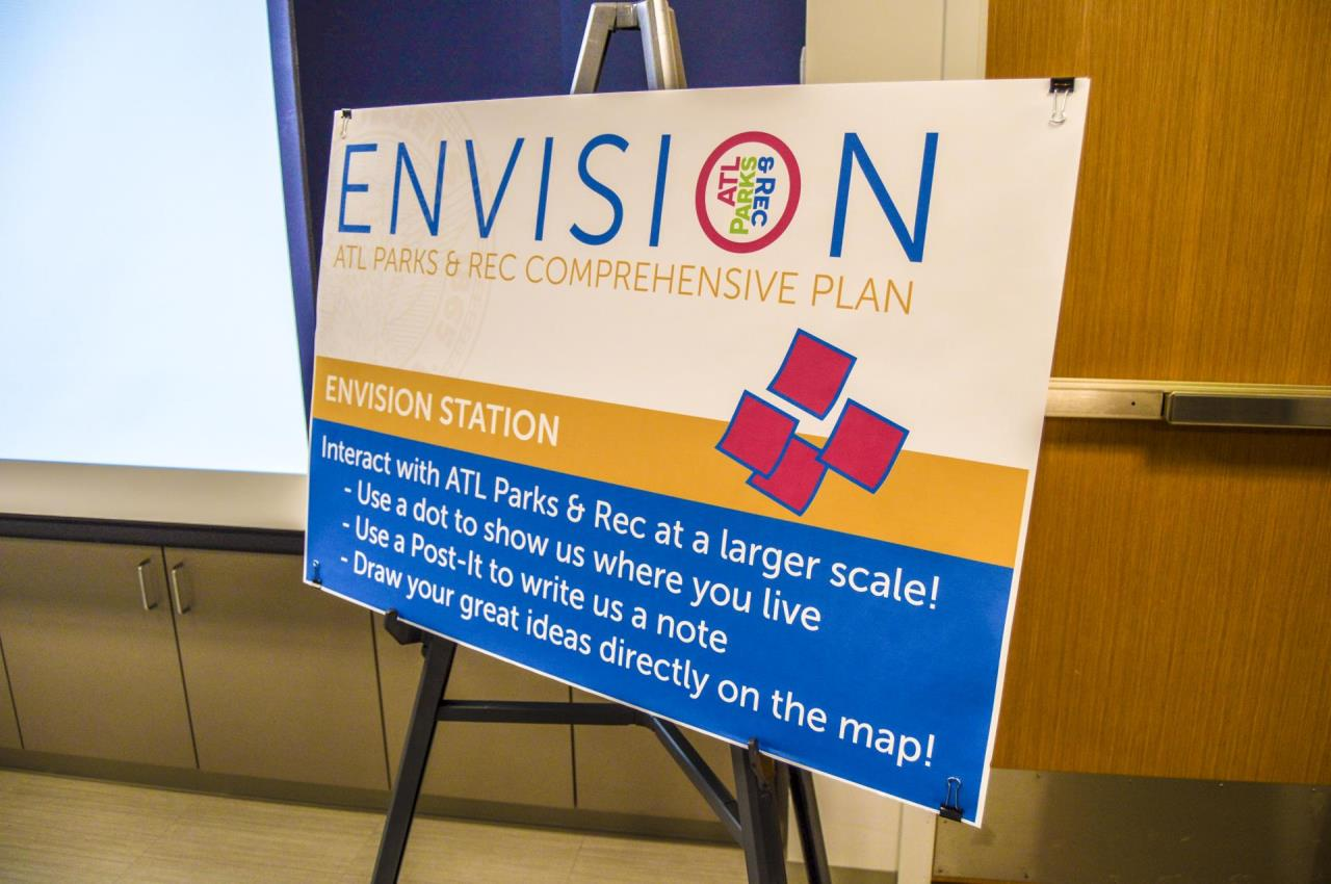 Atlanta, GA : Envision: ATL Parks & Rec Comprehensive Plan