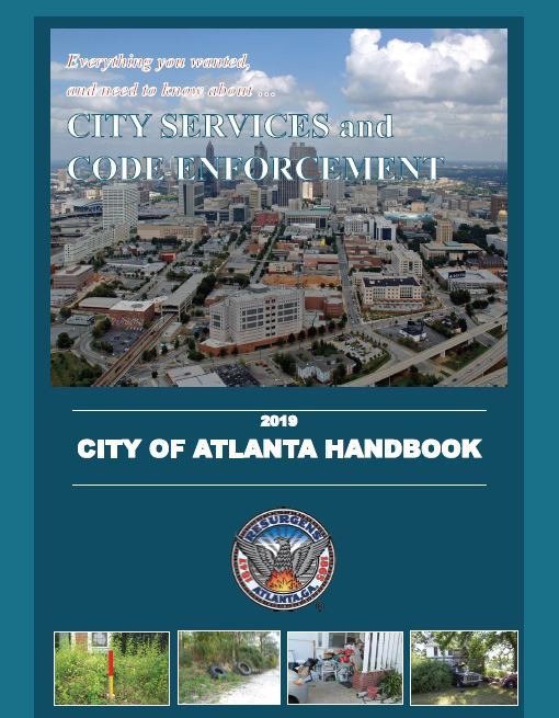 2019 City Services & Code Enforcement_Cover Image
