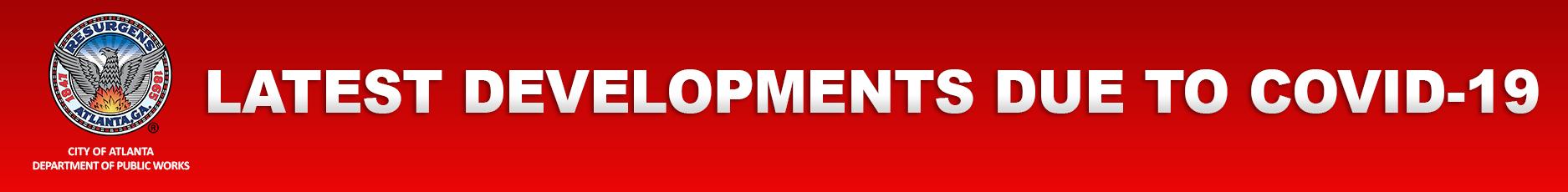 COA DPW Breaking News Web Banner_Updated3