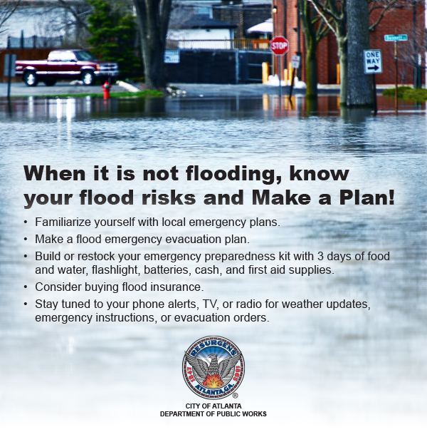 know your flood risks