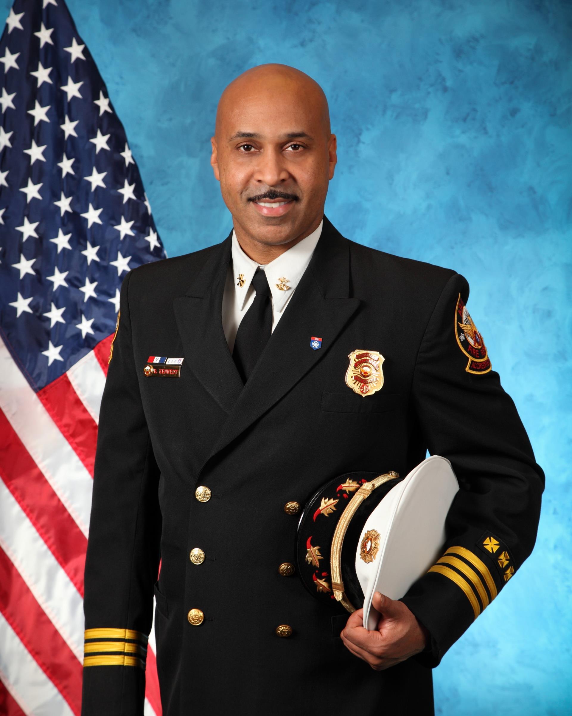 Dr. Byron Kennedy