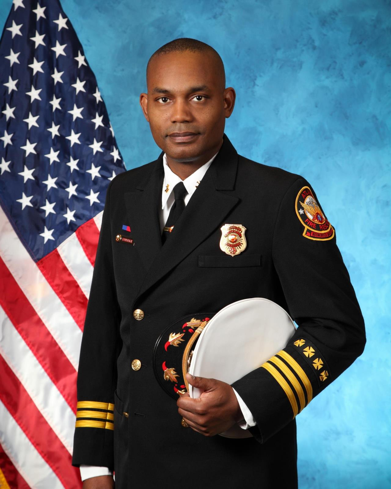 Assistant Chief Jolyon Bundrige